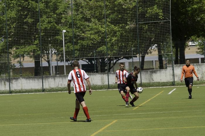 CD Laudioko gazteek lortu dute sailkapena Euskal Ligako play-offak jokatzeko - 40