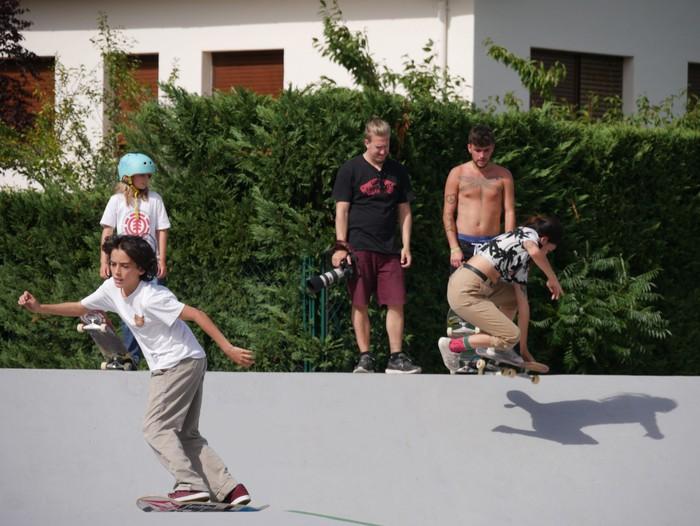 Skatearen Euskal Herriko hiriburua bilakatu da Urduña arratsalde batez - 7