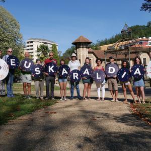 11 egunez euskaraz bizitzeko prest da Aiaraldea
