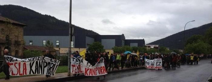 Udalak exijitu dio Espainiako Gobernuari frackinga debekatzen duen legearen kontrako errekurtsoa kendu dezan