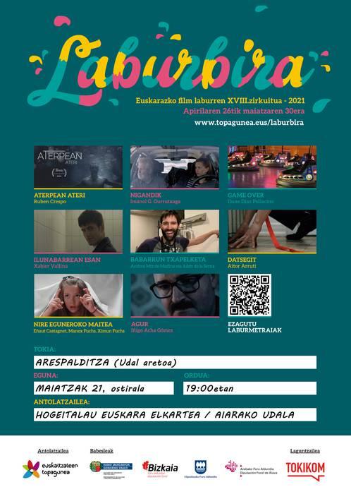 Laburbira: Euskarazko film laburren XVIII. zirkuitua