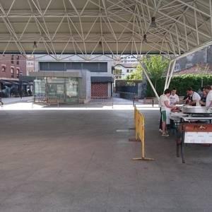 Ekuador laguntzeko elkartasun jaia ospatu zuten larunbatean