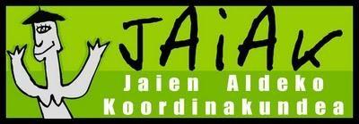 Aurtengo Euskal Jaian ez parte hartzea erabaki du Jaiak Koordinakundeak
