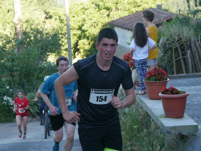 Felipe Larrazabal eta Maider Urtaran garaile San Joan Astobitzako krosean - 57
