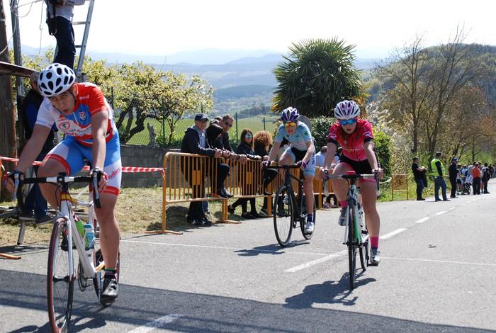 Ivan Romeok eta Olatz Caminok irabazi dute Aiara Birako aurtengo edizioa - 74