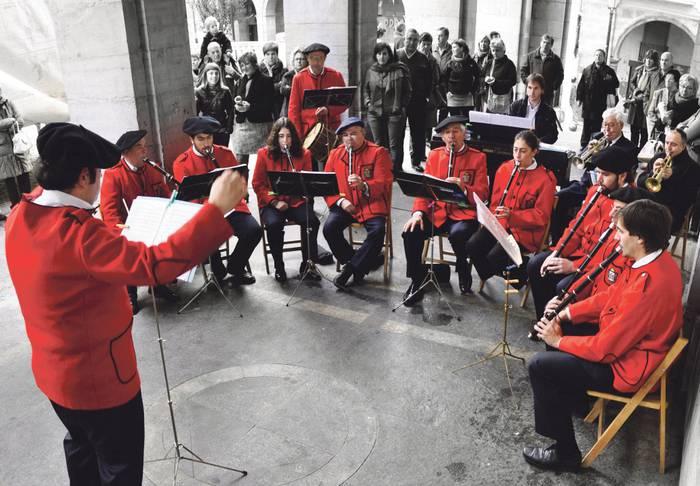 Egitarau zabala Urduñako Musika Astean