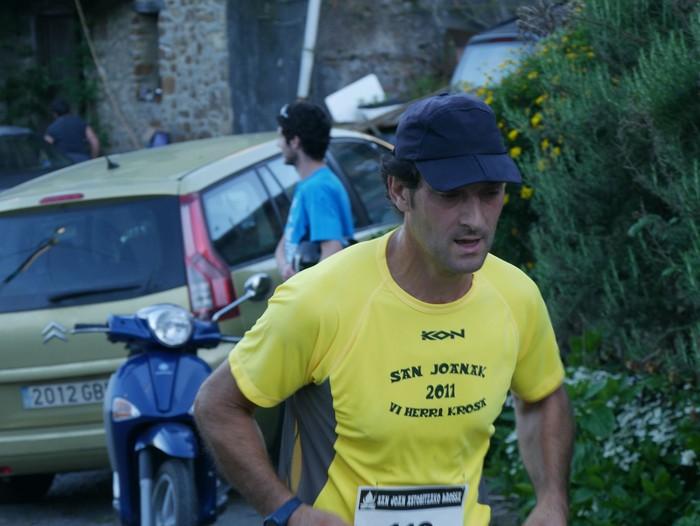 Felipe Larrazabal eta Maider Urtaran garaile San Joan Astobitzako krosean - 93
