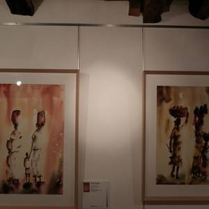 Afrikatik hurbilago argazki eta margolanen erakusketa