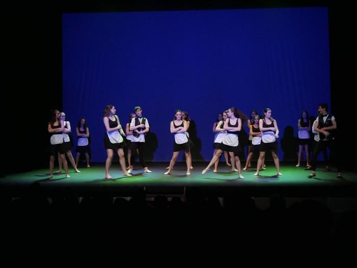 Ballet gala, San Fillippo sindromearen alde - 20