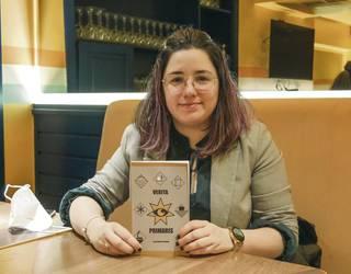 "Sara Cabrera Vazquezen ""Verita Primaris"" liburuaren zozketa"