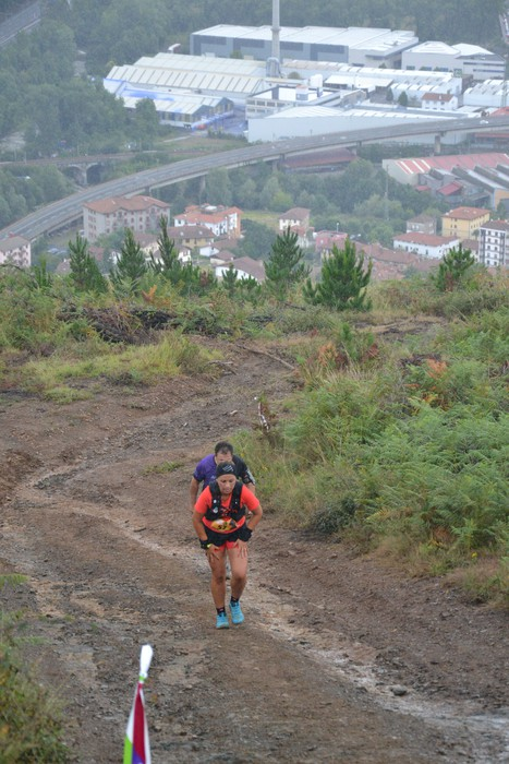 Iñaki Isasi eta Maider Urtaran izan ziren irabazleak Areta Trail probaren III. edizioan - 149