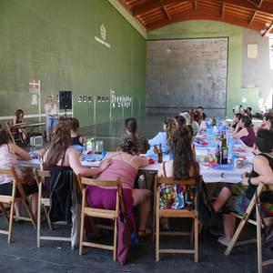 Feminismoz busti dute Orozko Aiaraldeko Emakumeen Topaketan