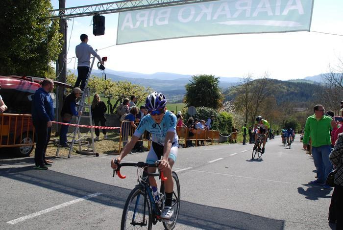 Ivan Romeok eta Olatz Caminok irabazi dute Aiara Birako aurtengo edizioa - 94