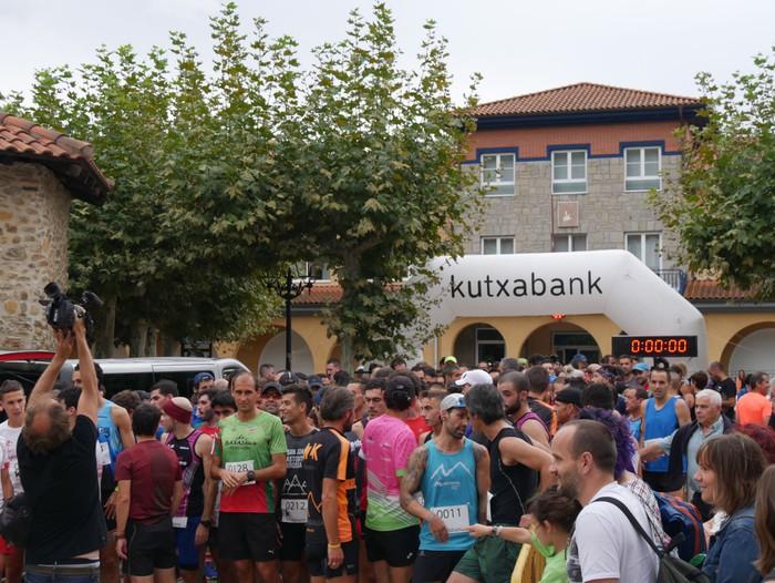 Ia 200 lasterkarik hartu dute parte Arrankudiaga-Zolloko trailean - 25