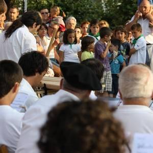 Amurrioko jaiak 2011: Kuadrilen eguna