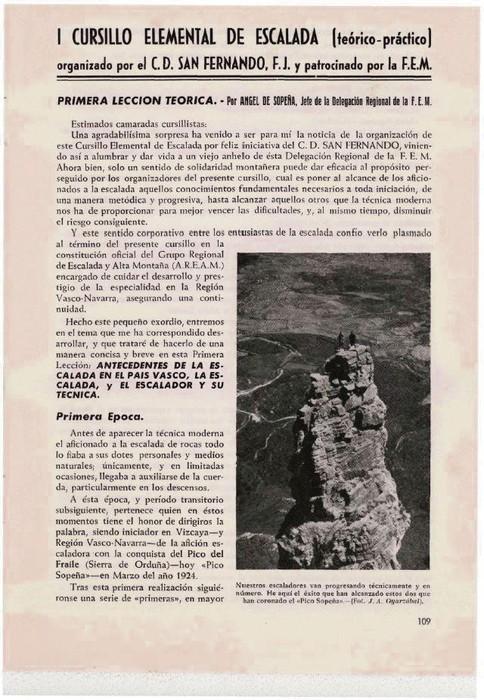 Fraileburu, euskal alpinismoaren mugarri - 3