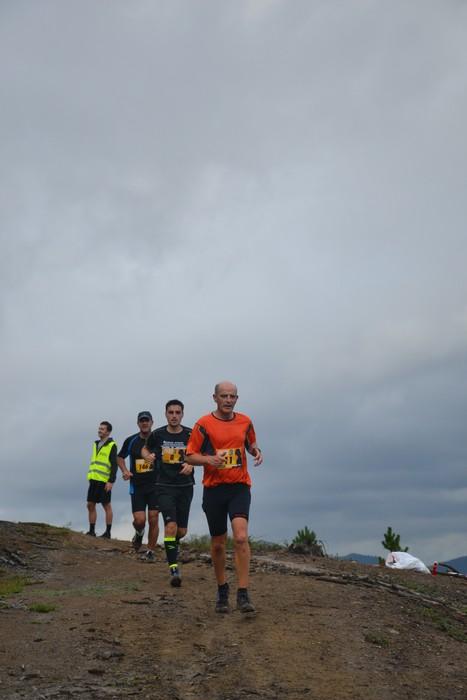 Iñaki Isasi eta Maider Urtaran izan ziren irabazleak Areta Trail probaren III. edizioan - 402