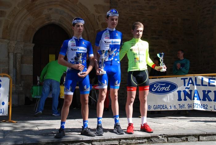 Ivan Romeok eta Olatz Caminok irabazi dute Aiara Birako aurtengo edizioa - 8