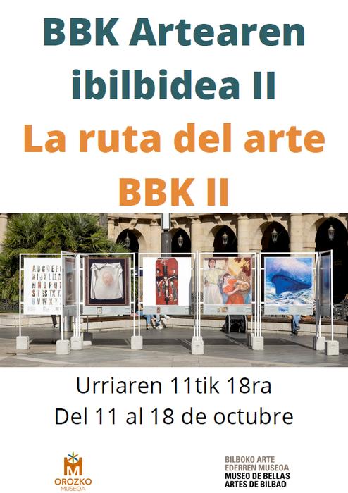 BBK Artearen Ibilbidea II