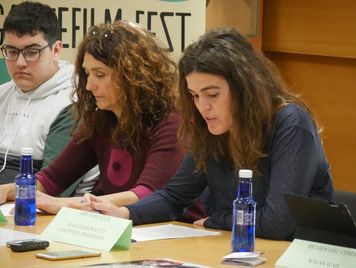 Gaztefilm Fest zinema jaialdiaren pelikula laburrak herriko gazteek hautatu dituzte - 14