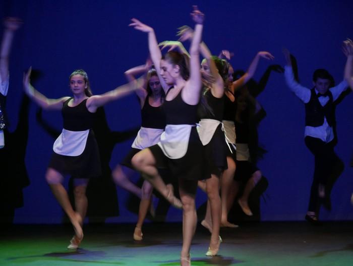 Ballet gala, San Fillippo sindromearen alde - 17