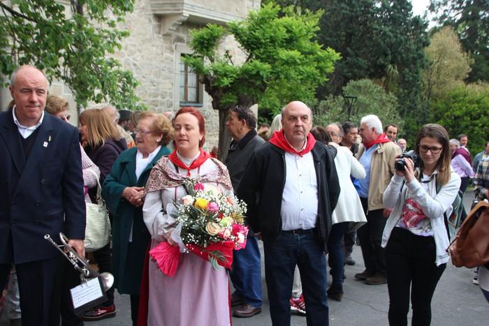 Otxomaioak ospatzen ari dira Urduñan, tradizioa jarraiki - 15