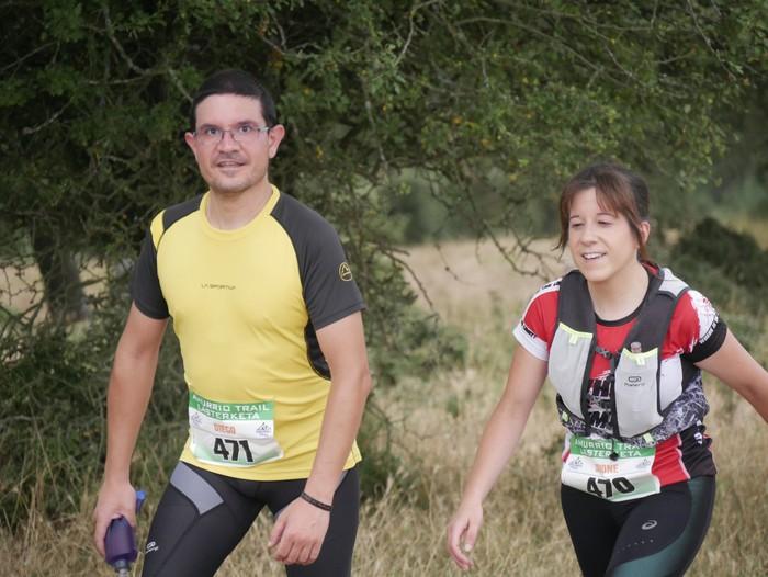 Beatriz Delgado eta Jon Vegas garaile Amurrio Trail Lasterketaren VIII. edizioan - 43