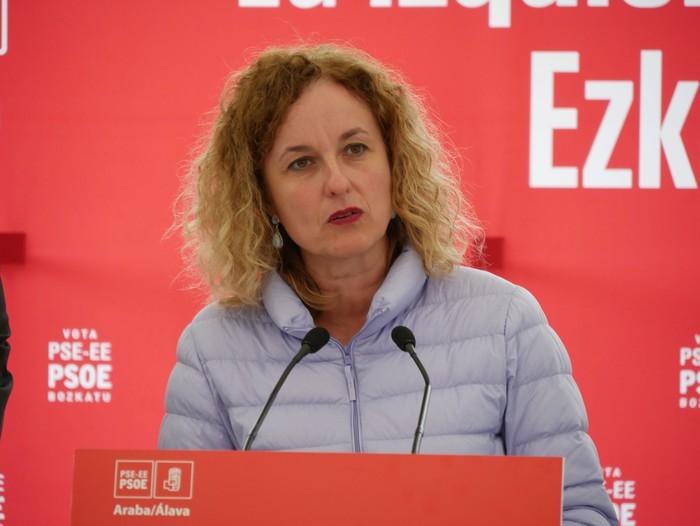 """PSE-EE: """"Sozialisten aldetik soilik etorri daiteke aldaketa"""" - 20"""