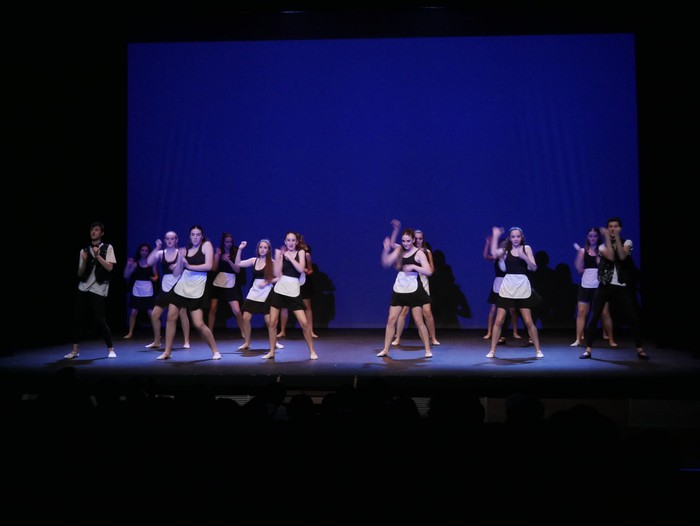 Ballet gala, San Fillippo sindromearen alde - 19