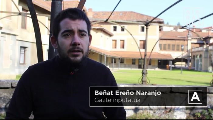 Beñat Ereño eta Aitor Martinez gazteak Entzutegi Nazionalak epaituko ditu