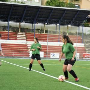 Ellakuriko futbol zelaira eraman dute erabakitzeko eskubidearen aldeko aldarria