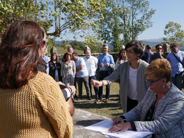 Encina Castresana hautatu dute Aiarako Kuadrillako presidente - 26