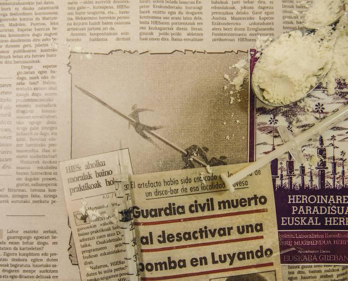 Heroina Aiaraldean: aztarna ofizialik utzi ez duen tragedia