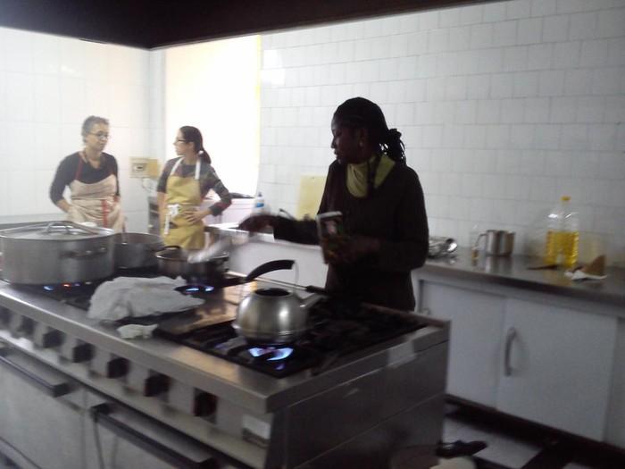 Emakumeen sukaldaritza topaketa: Senegal - 15