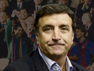 """""""FC Barcelonaren egungo eredua barneratzeko bi urte behar izan genituen"""""""