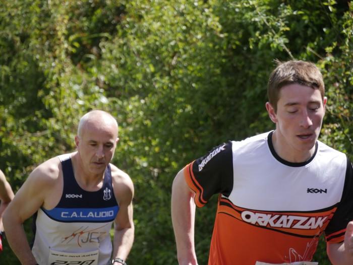 Zuriñe Frutosek eta Iñaki Isasik irabazi dute Aiarako Mendi Duatloia - 35