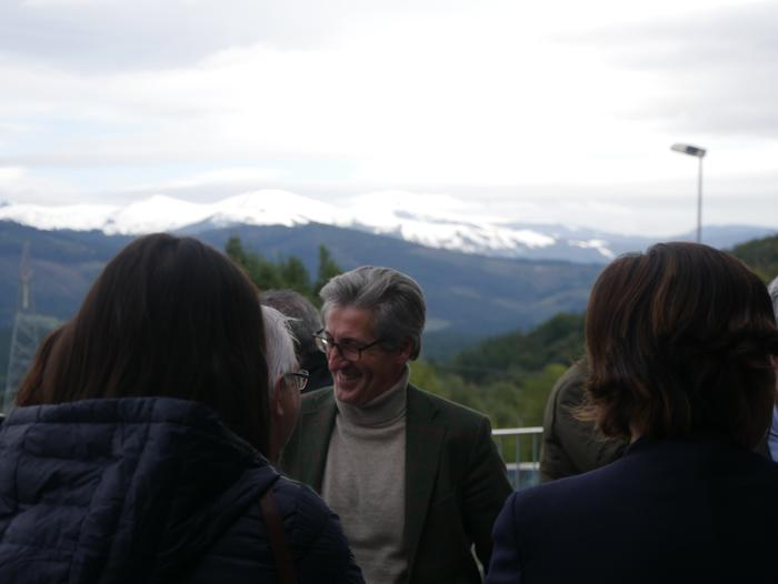 Gaur inauguratu dute Aiarako nagusien egoitza berria - 40