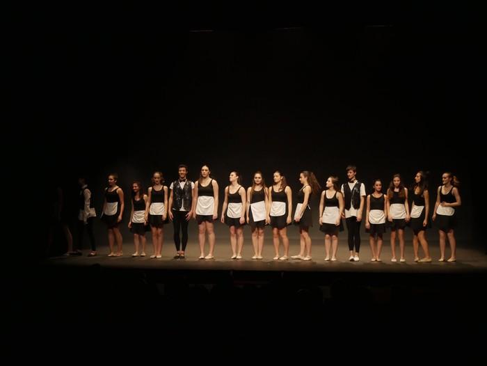 Ballet gala, San Fillippo sindromearen alde - 27