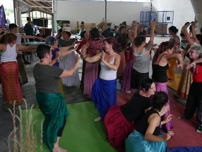 Aiaraldeko emakume feministen topaketa argazkitan - 89
