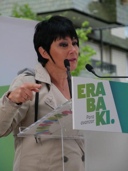 Eskuin indarra gainditzeko eta euskal gizartea defendatzeko aukerak nabarmendu ditu EH Bilduk - 22