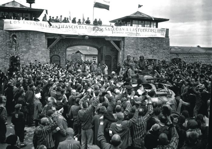[ERREPORTAJEA] Orozkoar bat Mauthausenen