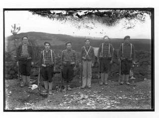 Aztarna Etnografia Elkarteak antolatutako jardunaldiak gaur hasiko dira