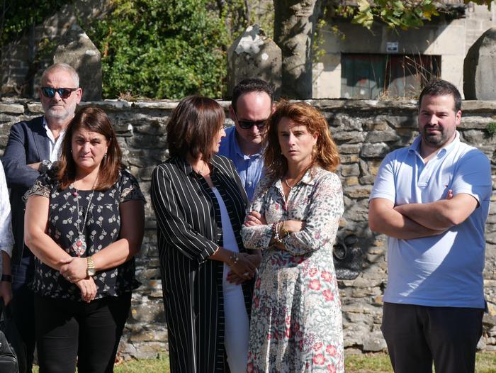 Encina Castresana hautatu dute Aiarako Kuadrillako presidente - 27