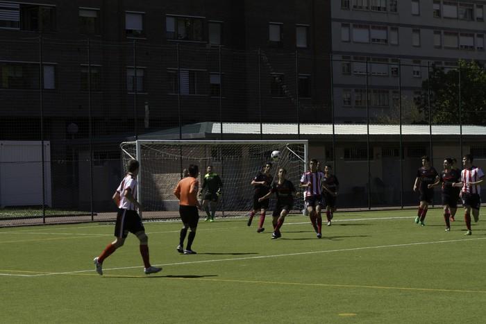 CD Laudioko gazteek lortu dute sailkapena Euskal Ligako play-offak jokatzeko - 20
