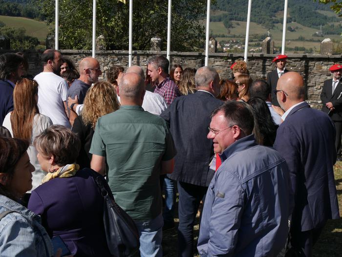 Encina Castresana hautatu dute Aiarako Kuadrillako presidente - 12