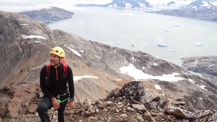 Groenlandiara egindako espedizioari buruzko dokumentala aurkeztuko du gaur Zigor Egiak