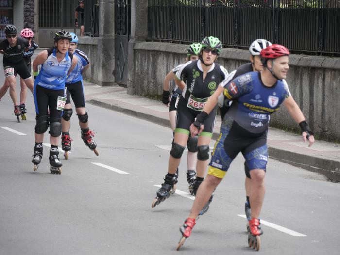 Ehunka korrilakarik eta patinatzailek parte hartu dute Josito Memorialaren VII. edizioan - 2