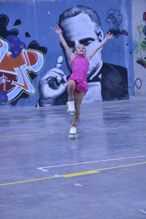 Patinen gaineko koreografien erakusleiho bihurtu da Zabaleko ikastetxea, Lautxirrinkaren eskutik - 20