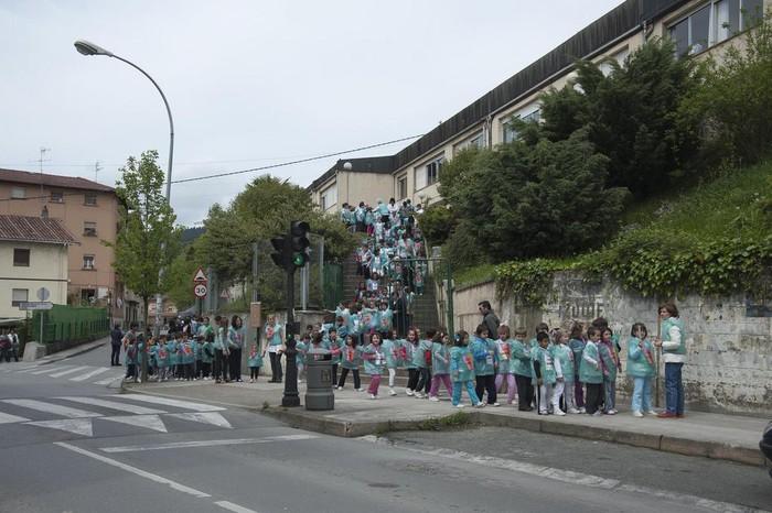 Korrika txikia Laudion 2011  - 56