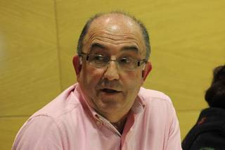 Santiago Abascal Escuza politikara itzuli da Vox alderdiko zerrendaburua izateko Araban